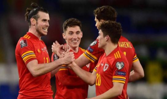 ตุรกี พบ เวลส์  ฟุตบอลยูโร 2020