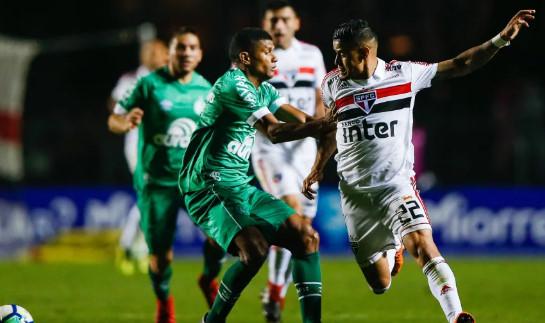 Sao Paulo พบ Chapecoense ฟุตบอลบราซิล ซีเรียอา 2021