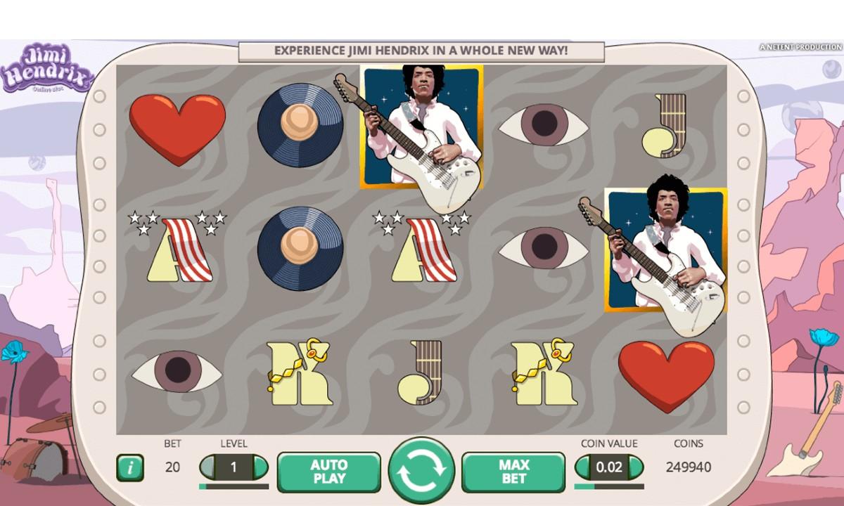 สัมผัสกลิ่นอายยุค 60 ไปกับสล็อต Jimi Hendrix ที่มีมากกว่าความสนุก
