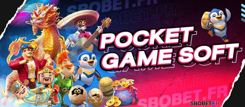 Pocket Games-คาสิโน