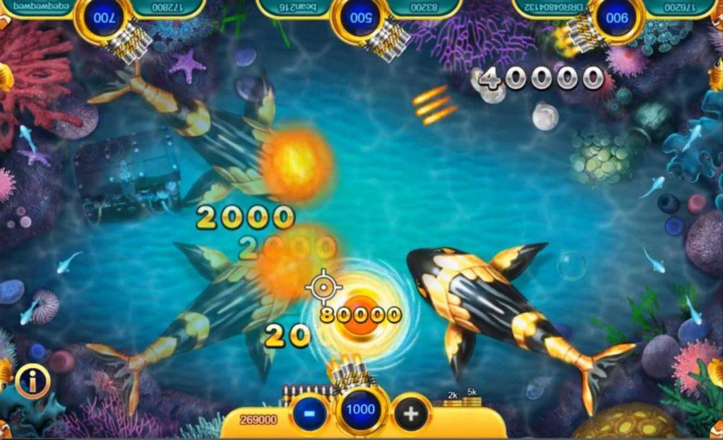 เกมส์ยิงปลา PC-คาสิโน